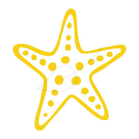 570x570 Star Fish Clipart