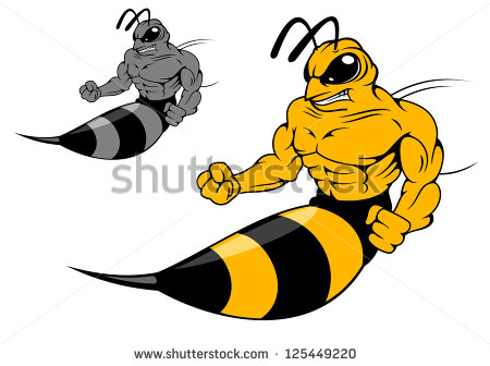 450x336 Dead Clipart Yellow Jacket