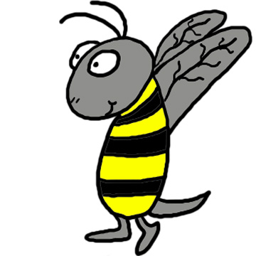 360x360 Yellow Jacket Clipart