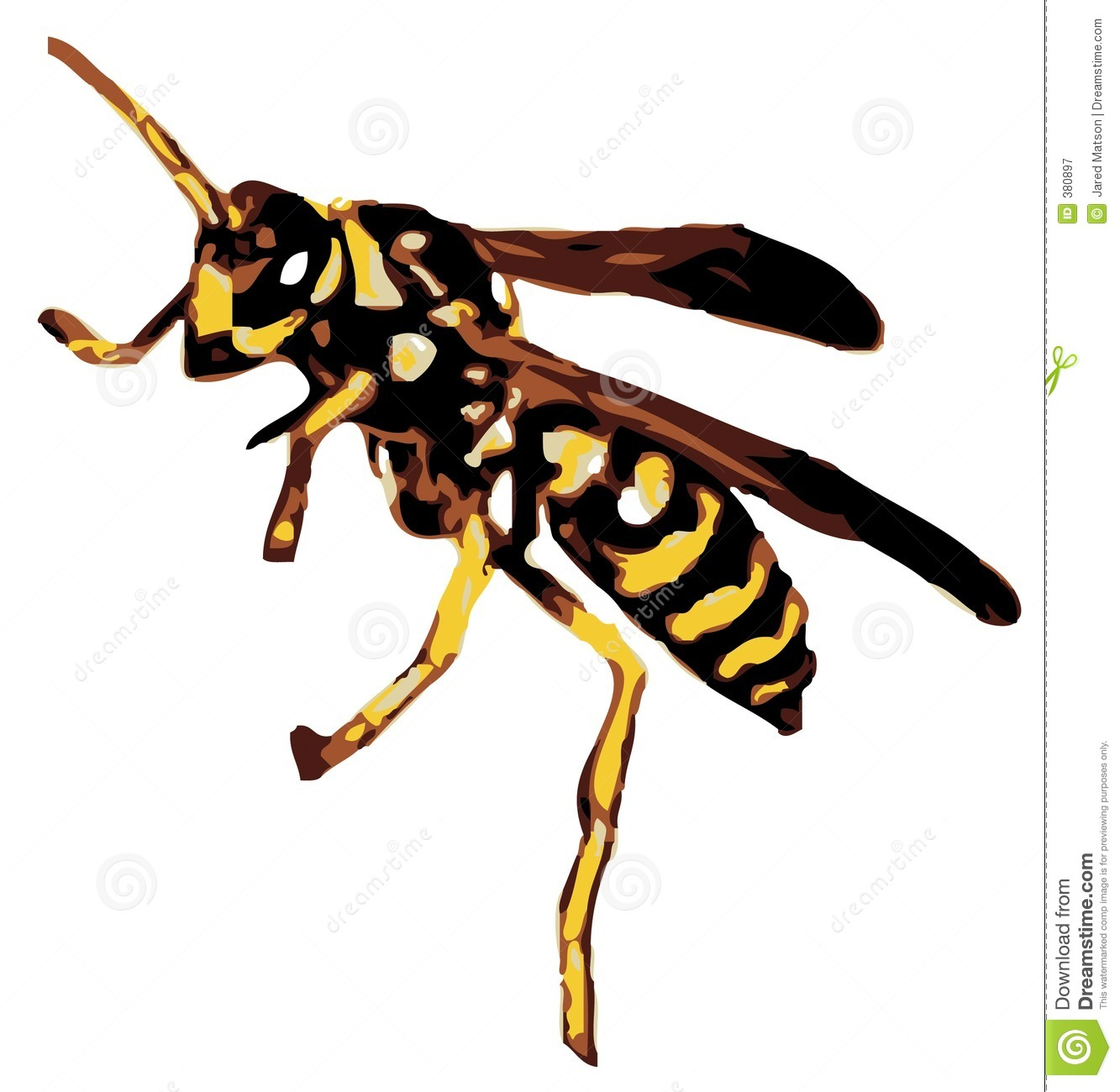 1333x1300 Yellow Jacket Clipart
