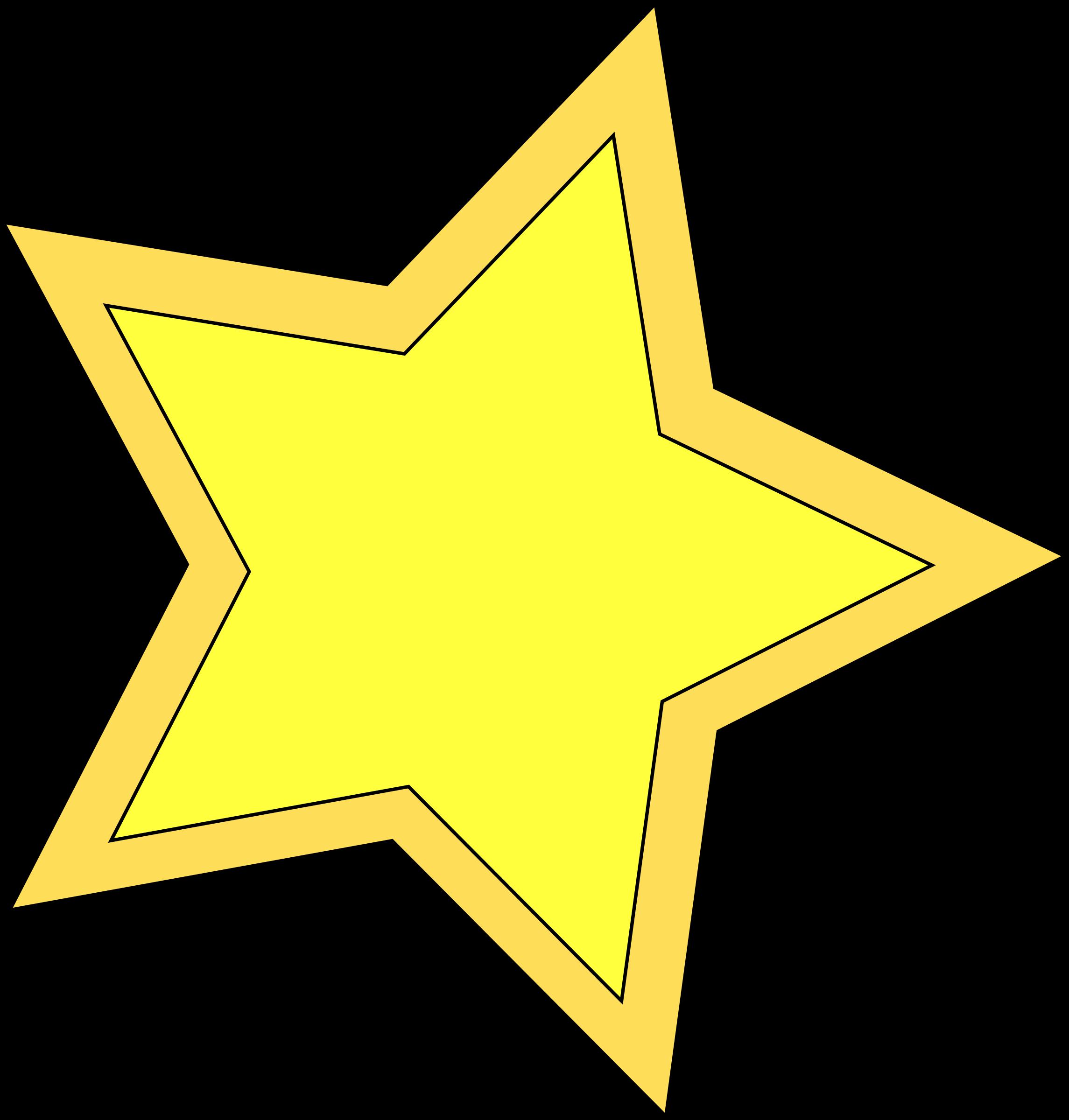 2290x2400 Big Star Clipart