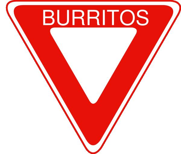 600x511 Burritos Clip Art