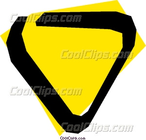 300x288 Yield Sign Vector Clip Art