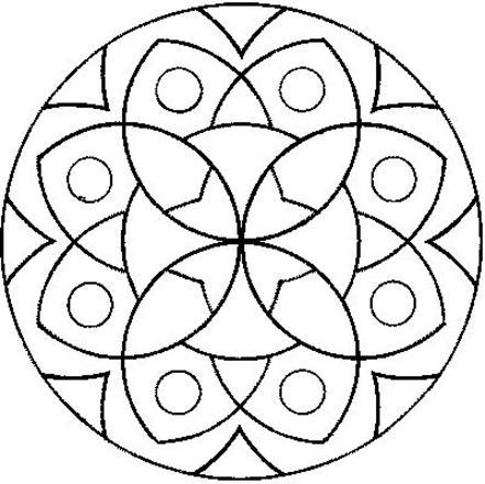 441x440 Mandala Coloring Pages Online Line Drawings Online Mandala