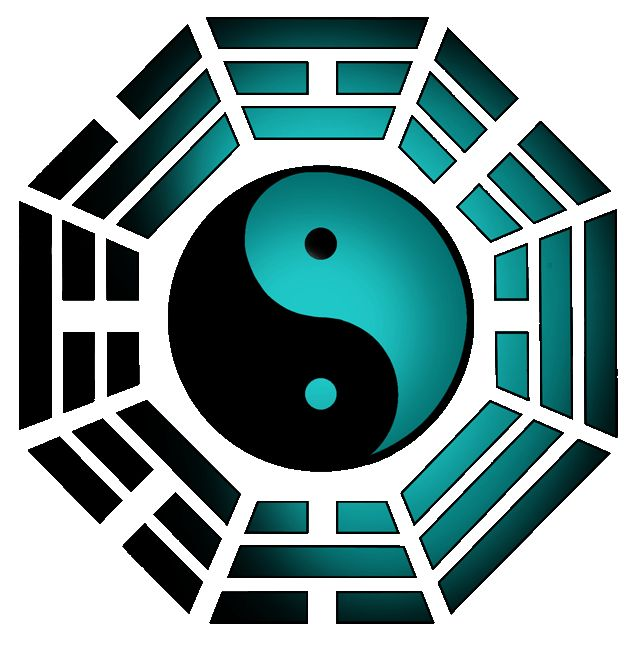 Yin Yang Symbol Clipart