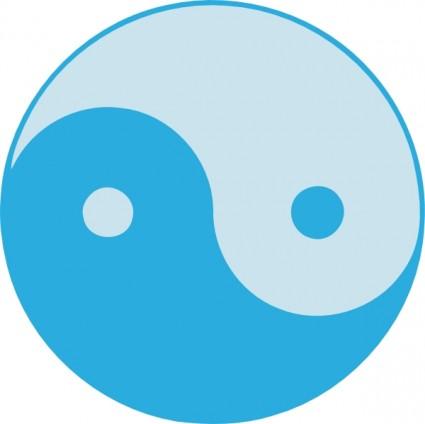425x424 Yin Symbol Clip Art Download