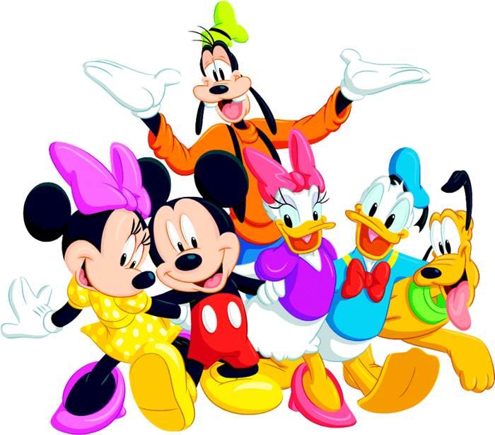 700x614 Top 95 Disney Clip Art