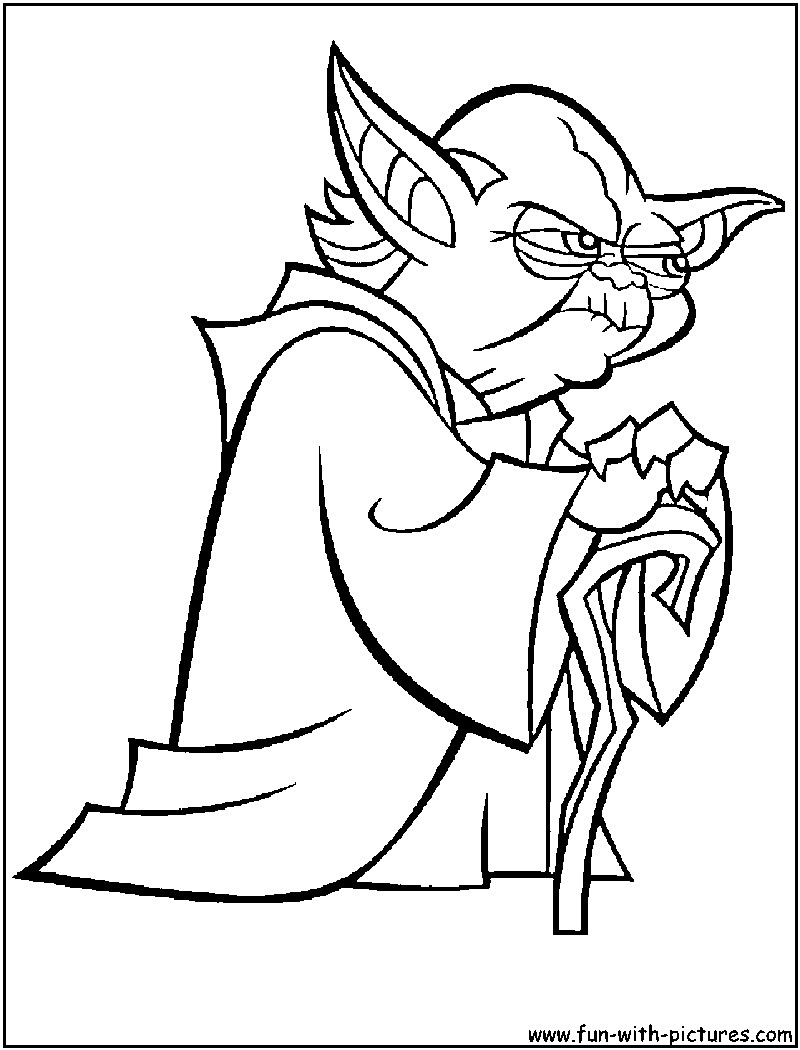 800x1050 New Yoda Coloring Pages Coloring Pages Activities