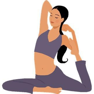 325x325 Office Yoga Clipart Amp Office Yoga Clip Art Images