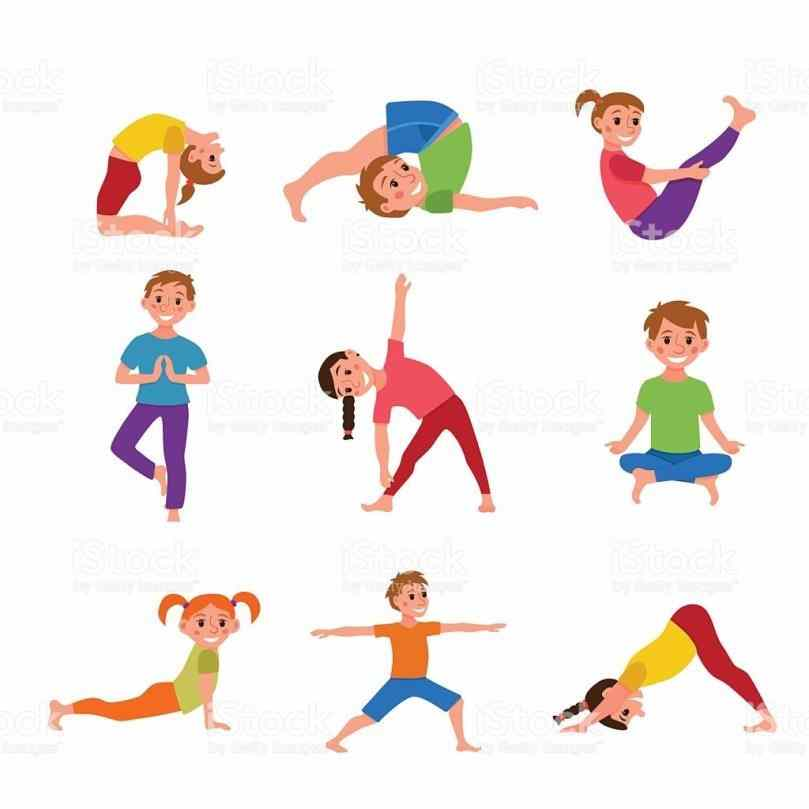 809x809 Help Wellbeingcouk How Yoga For Kids Clip Art Can Help