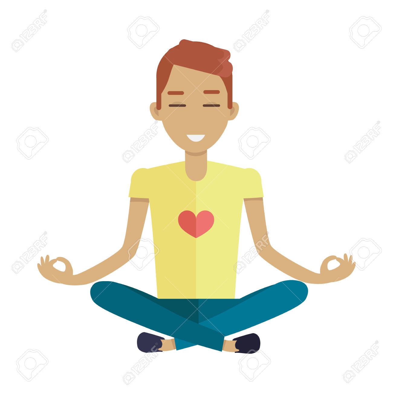 1300x1300 Zen Clipart Yoga Poses