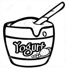 224x228 Free Yogurt Clipart