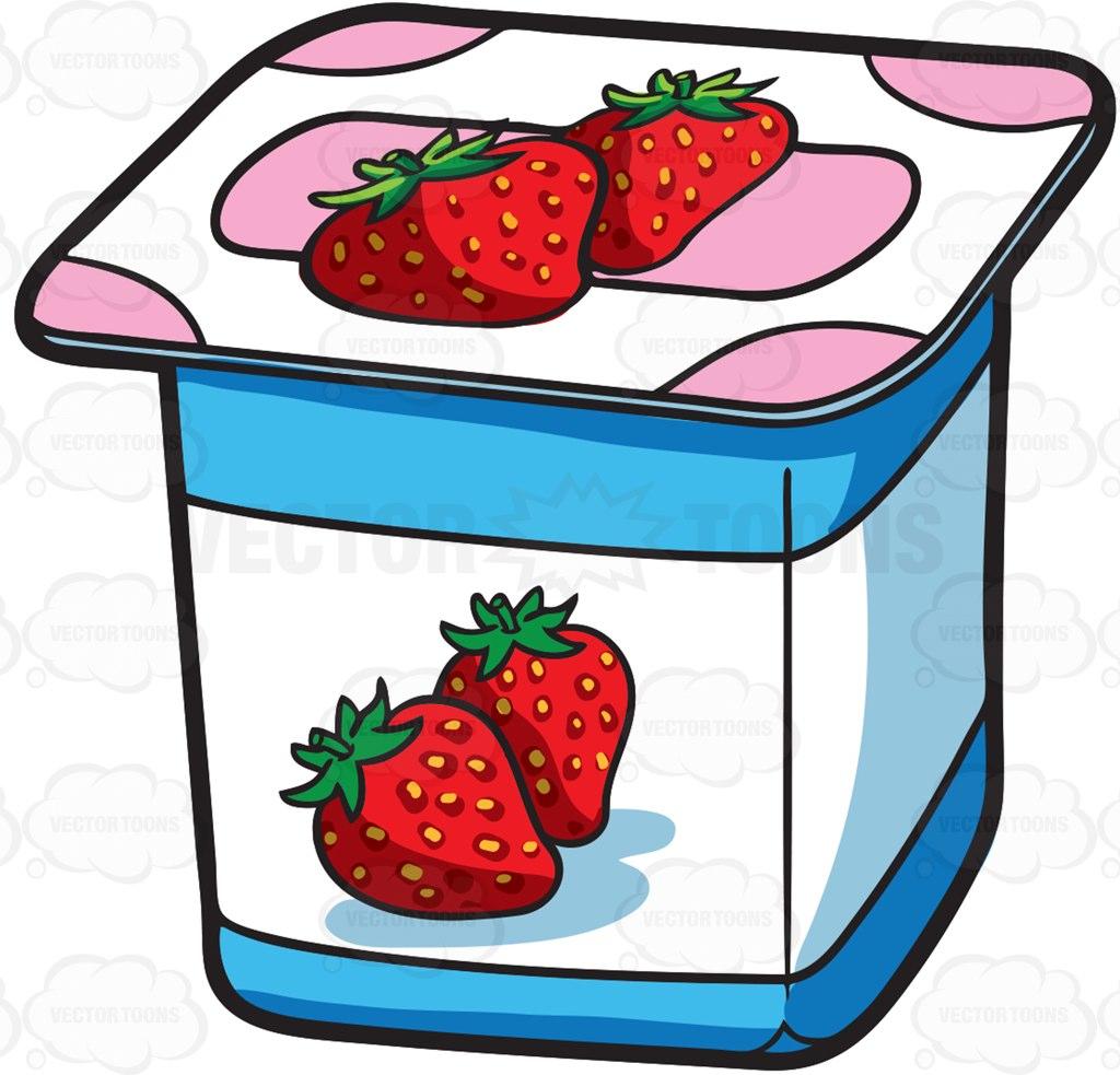 1024x983 Yogurt Clipart