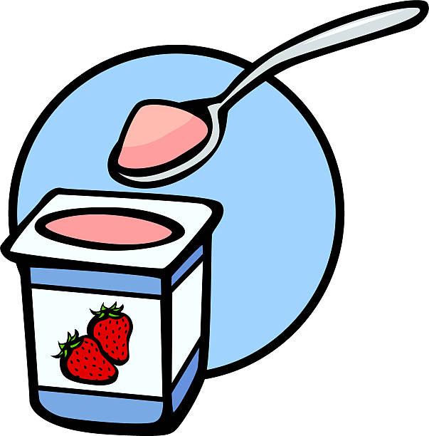 603x612 Yogurt Clipart