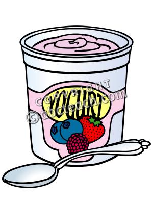 300x400 Clip Art Yogurt Color Clipart Panda