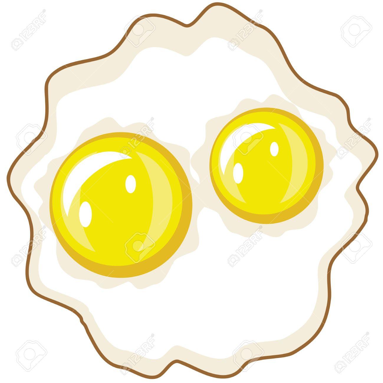 1299x1300 Fried Egg Clipart Chicken Egg