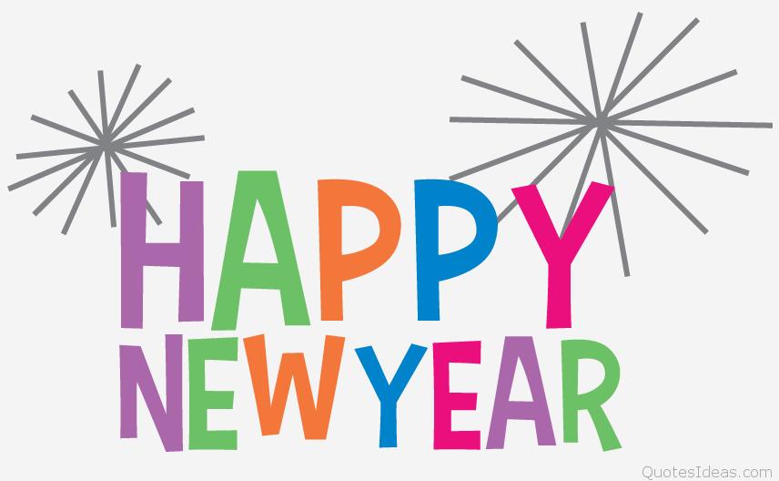 856x528 Free Clip Art Happy New Year