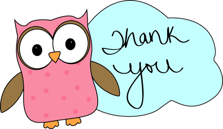 450x261 You Are Awesome Thank You Clipart