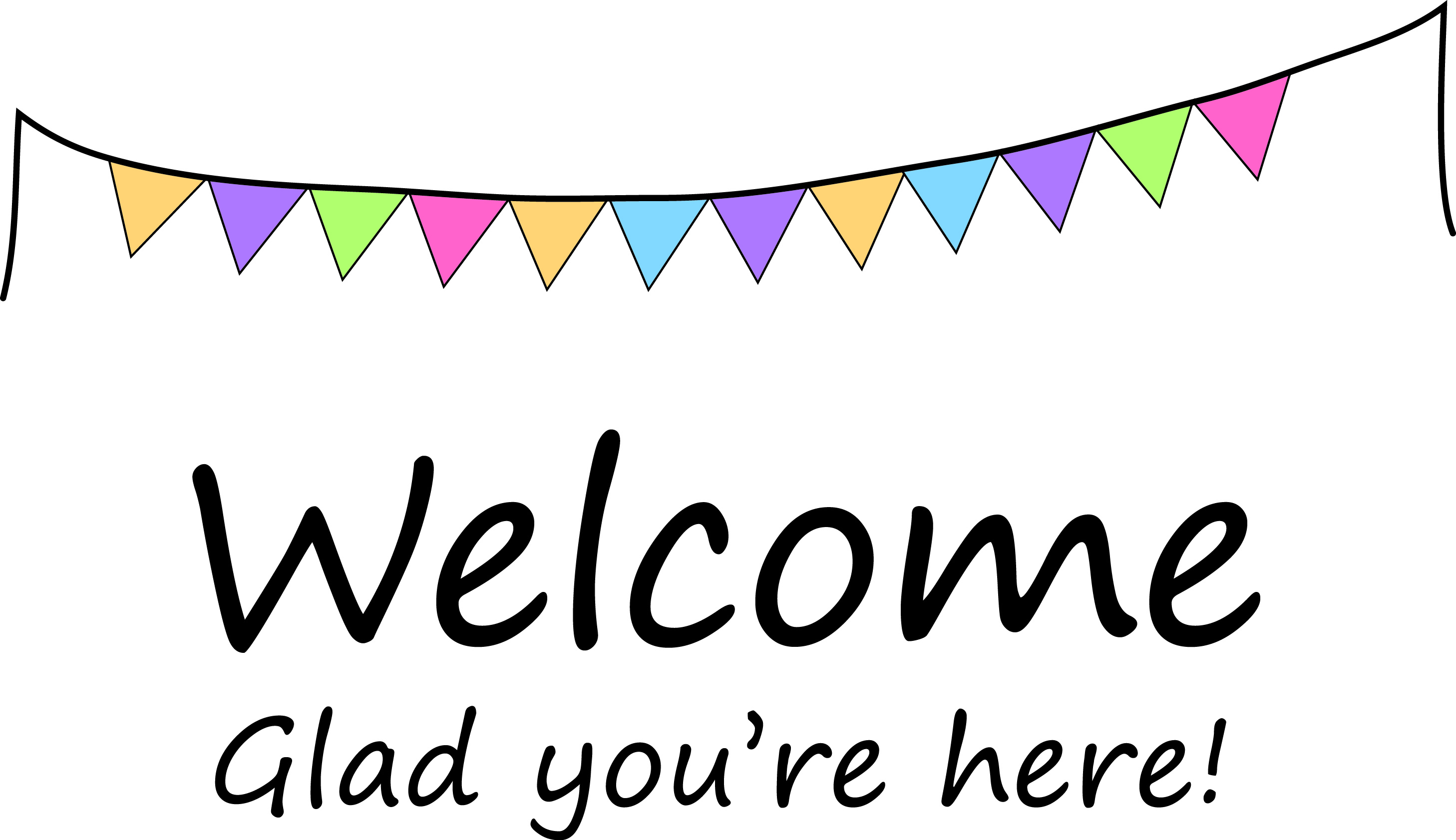 2916x1683 Welcome To Our Team Clip Art Free Cliparts