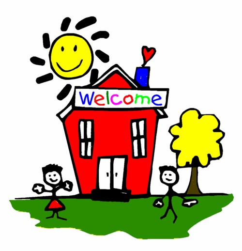 500x518 Welcome Clipart Welcome Clip Art Clipart Free