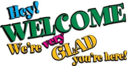 450x232 Your Welcome Clip Art Cliparts