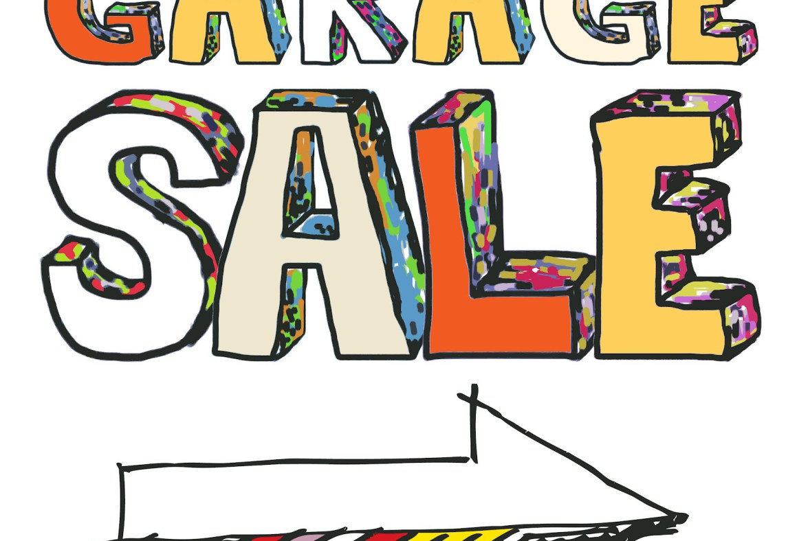 1146x788 Signs Awesome Yard Signs For Sale 10 Garage Sale Hacks To Save