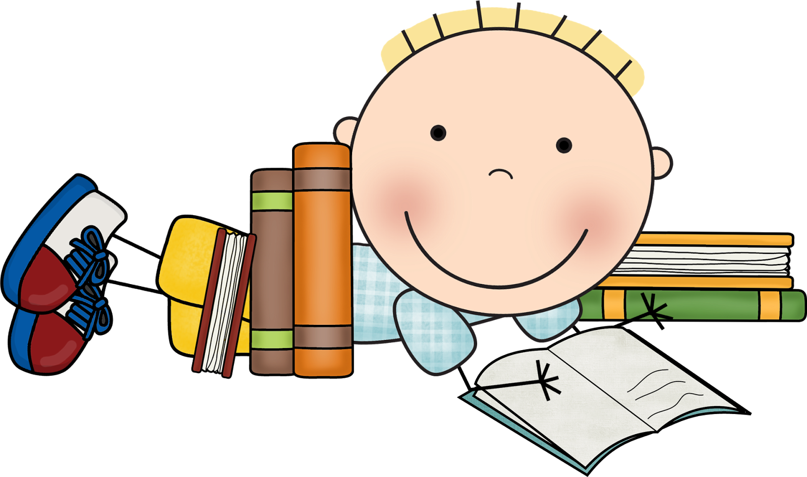 1600x947 Clip Art Reading Literacy Clipart