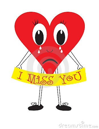 348x450 Miss You Clip Art Many Interesting Cliparts