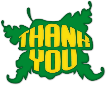 340x275 Thank You Clip Art