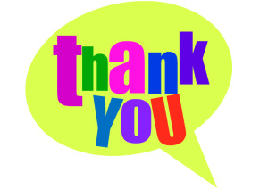 300x212 Thank You Clip Art Free Clipart Images 3