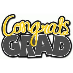 236x236 Graduation Clipart You Did It