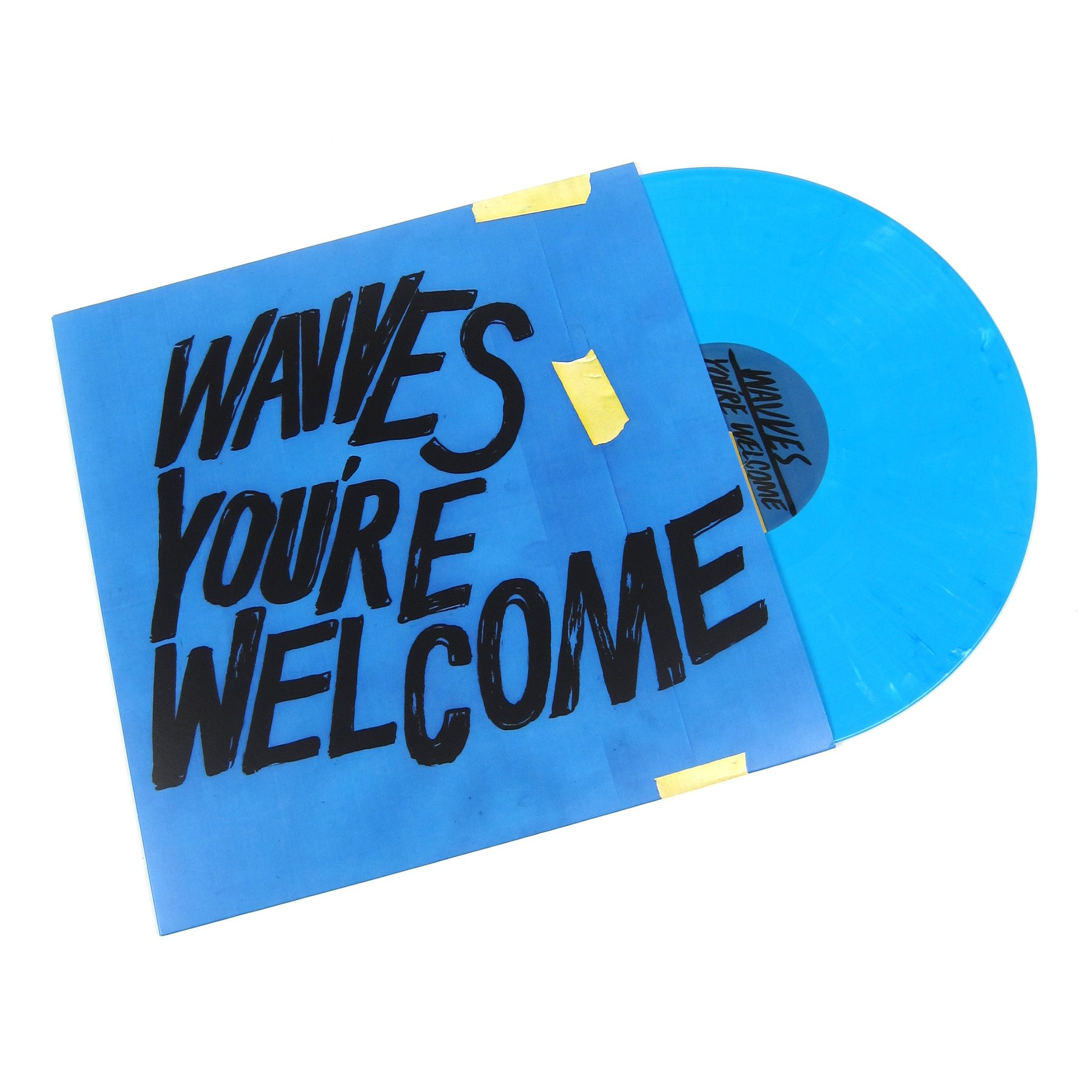 1800x1800 Wavves You'Re Welcome (Colored Vinyl) Vinyl Lp