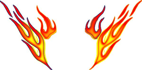 600x299 Fire Clip Art