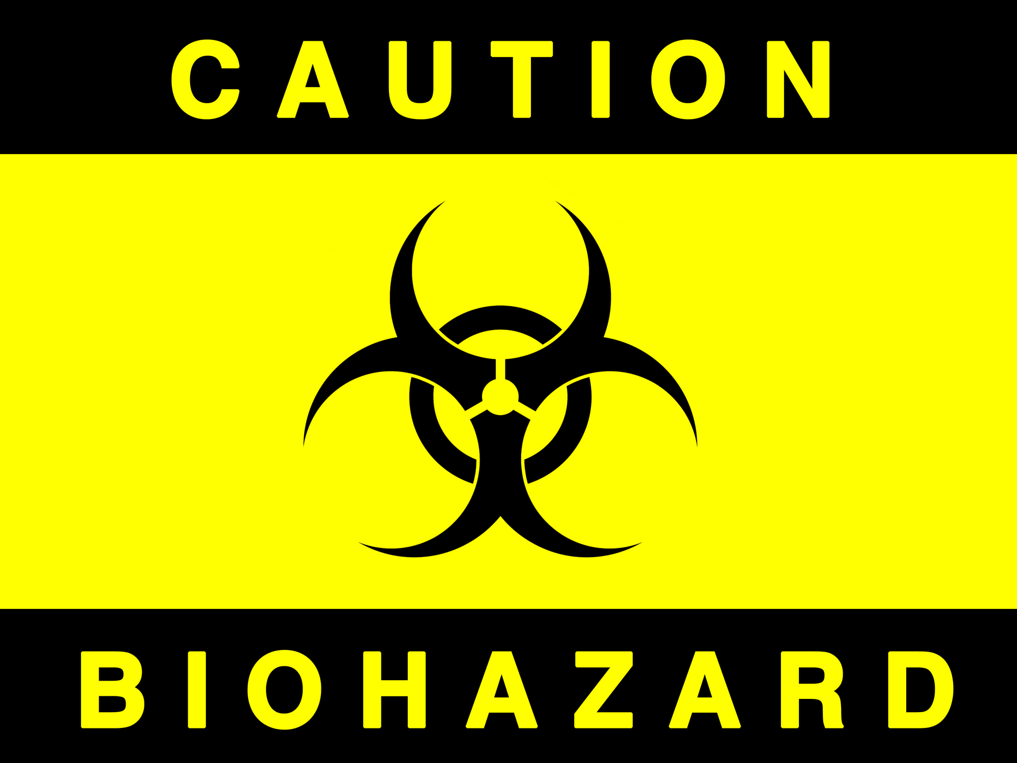 2000x1500 Biohazard Clipart Awesome