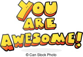 279x194 You Are Awesome Clip Art Clipart