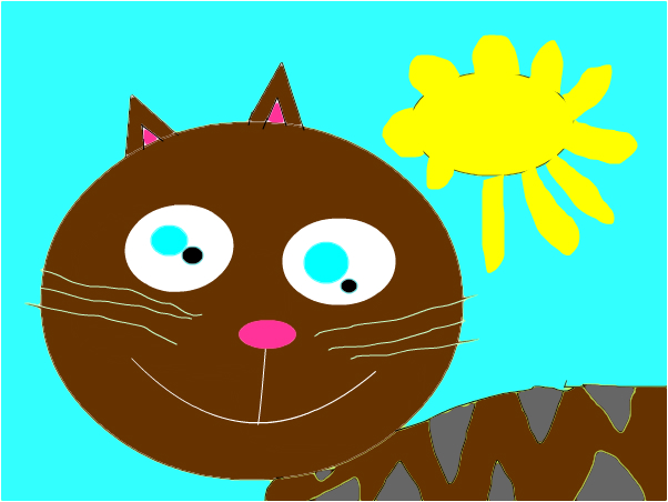 602x452 Cat For Your Cool Cat Day The Awsome Cat