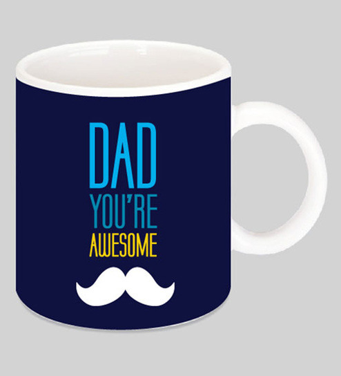 494x544 Buy Crude Area Youre Awesome Dad Ceramic Mugs