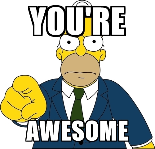 500x482 You'Re Awesome