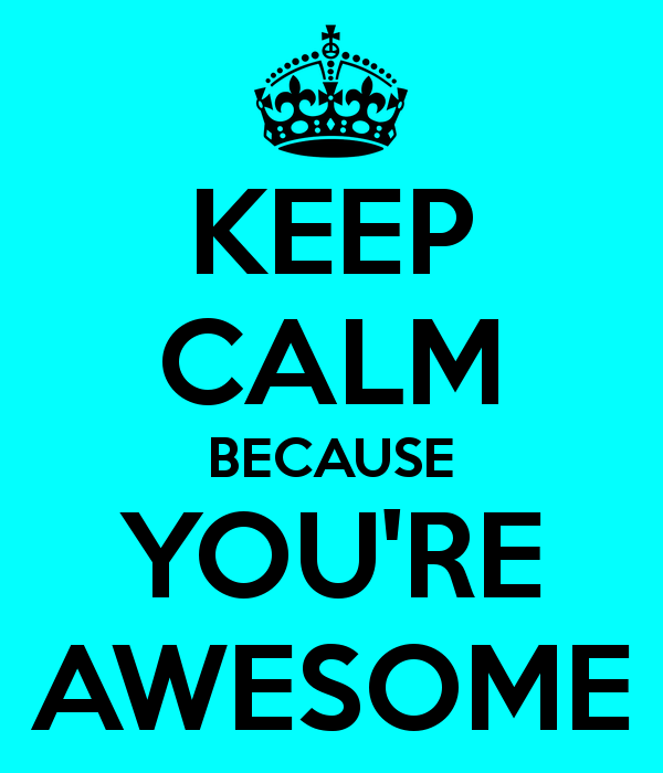 600x700 Youre Awesome Clipart Pics