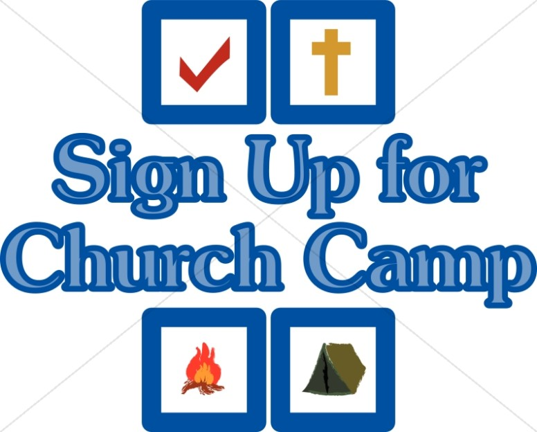 776x624 Church Camp Signup Christian Youth Summer Camp