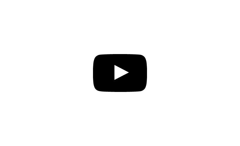 800x486 Youtube Play Button Icon Free Icons