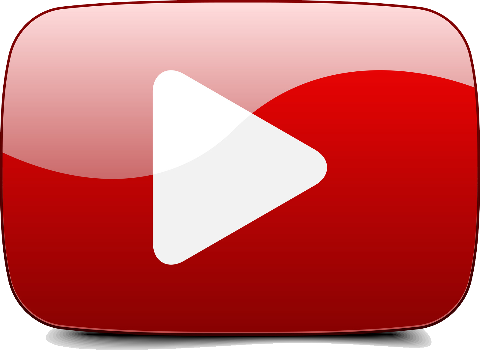 1593x1192 Youtube Play Button Png Photos Png Mart