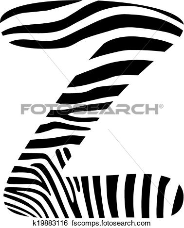 378x470 Letter Z Clipart Black And White