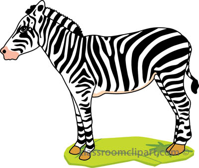 400x339 Zebra Clipart Black And White Free Images 2