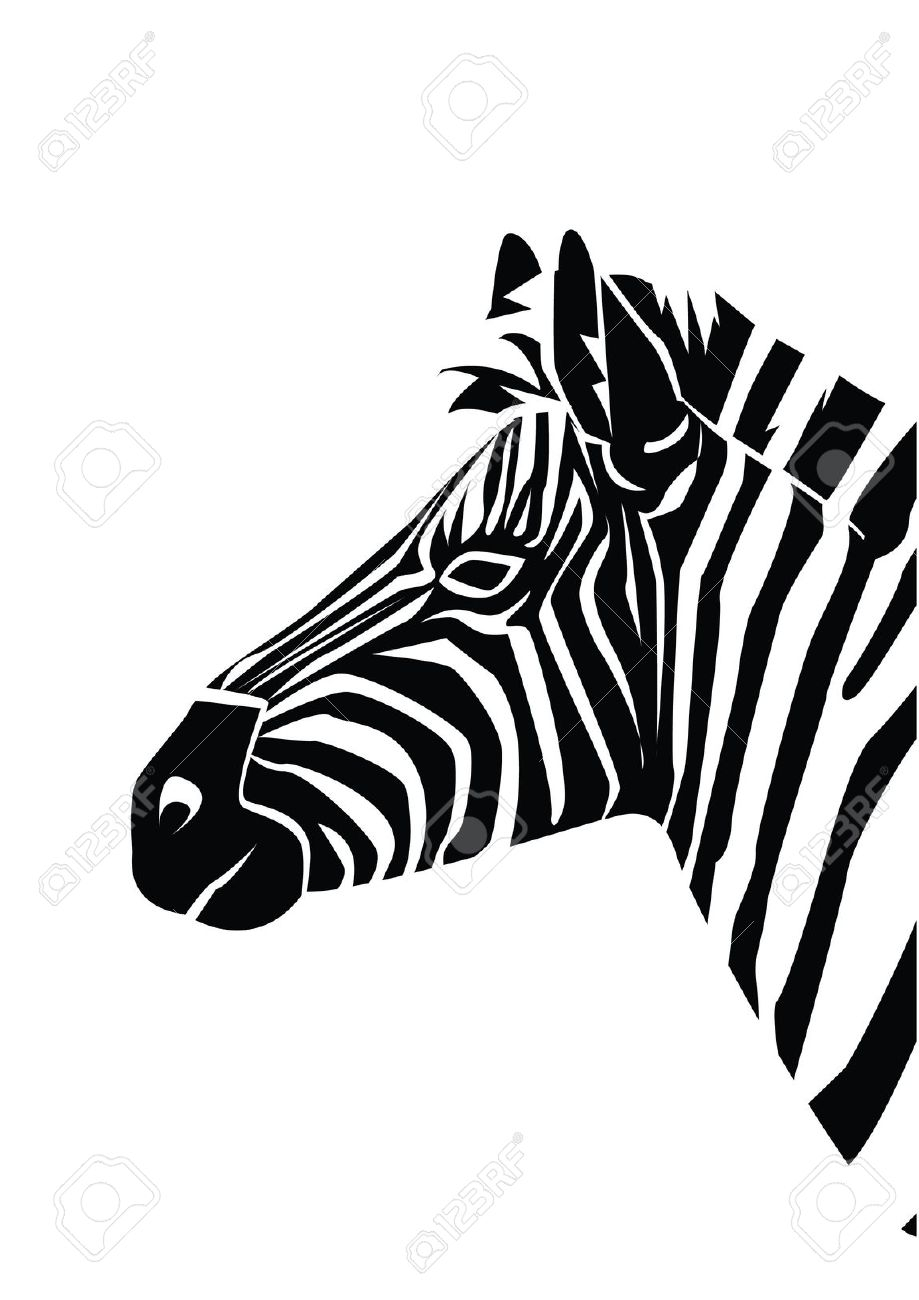 919x1300 Czeshop Images Zebra Head Clip Art