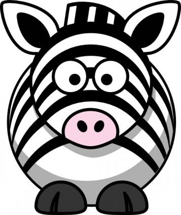 357x425 Zebra Clip Art Download