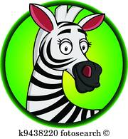 180x195 Zebra Head Clip Art Royalty Free. 656 Zebra Head Clipart Vector