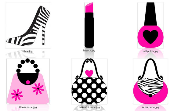 570x364 Purse Change Clipart
