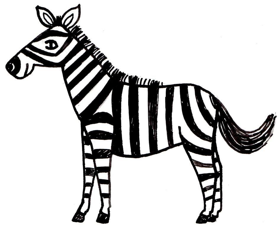 941x768 Zebra Print Out