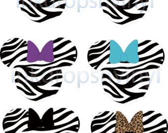 340x270 Zebra Clipart Ear